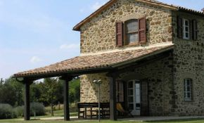 Photo of a beautiful stone house for sale in Orvieto | Property for sale