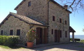 Photo of wonderful stone farmhouse to buy in Orvieto
