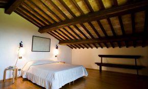 Photo of bedroom in Pratelle I farmhouse