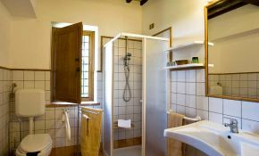 Photo of one bathroom of Pratelle II farmhouse for sale