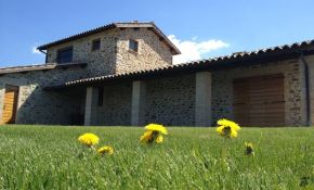 Photo of Pratelle stone farmhouse for sale near Tuscany
