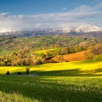 Photo of a wonderful Umbria landscape